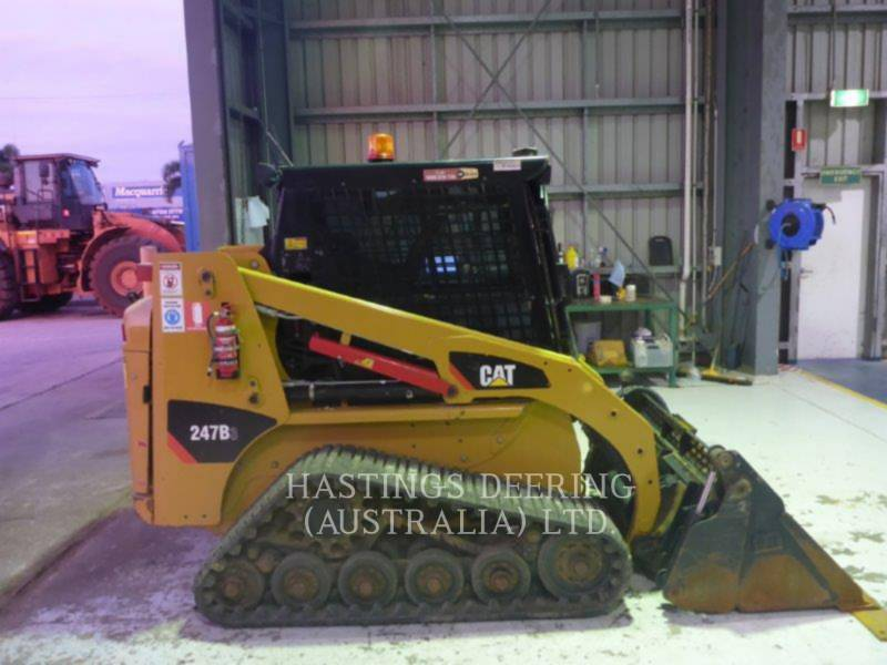 CATERPILLAR MULTI TERRAIN LOADERS 247B3LRC equipment  photo 4