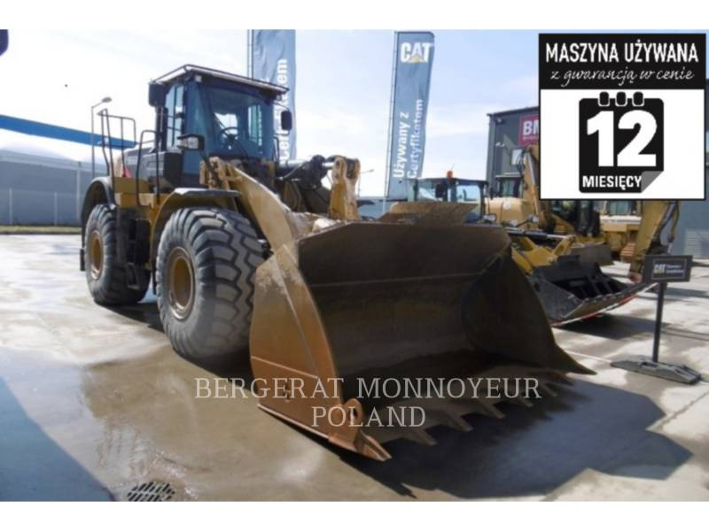 CATERPILLAR MINING WHEEL LOADER 966K equipment  photo 1