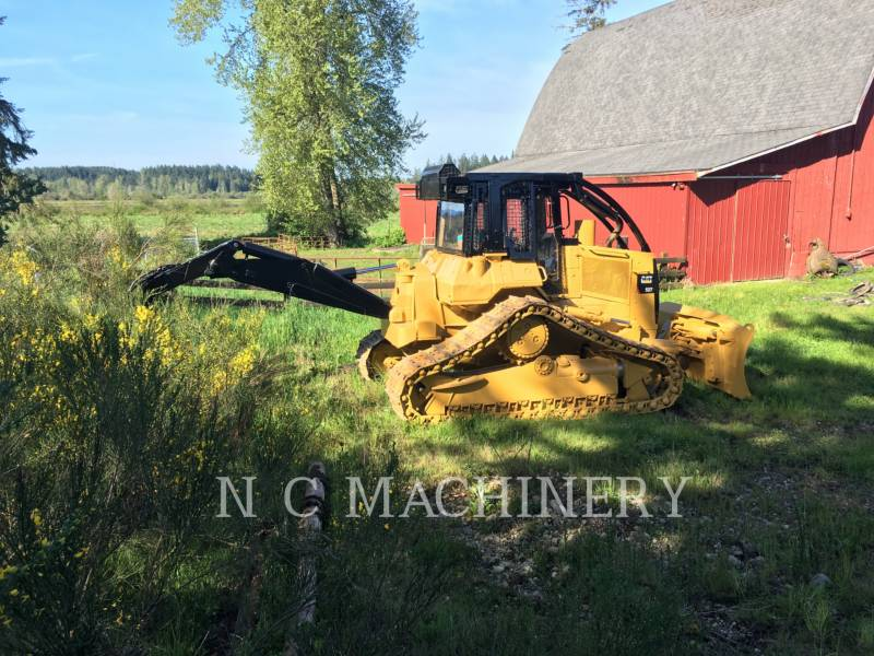 CATERPILLAR FOREST MACHINE 527 GR equipment  photo 2