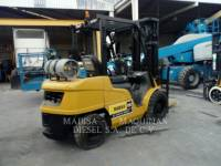 CATERPILLAR LIFT TRUCKS MONTACARGAS 2P7000-GLE equipment  photo 3