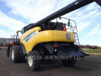NEW HOLLAND COMBINADOS CR9080 equipment  photo 4