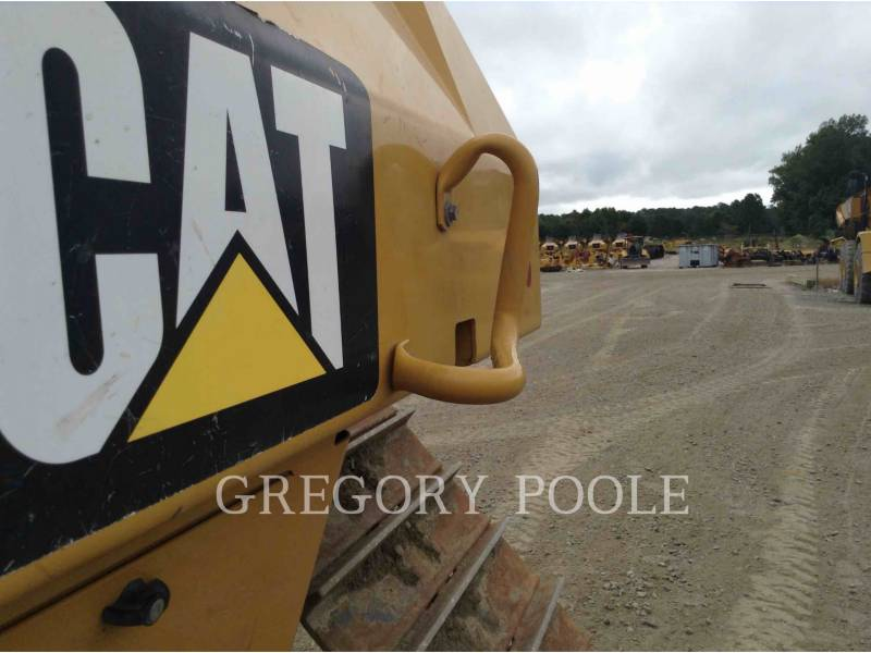 CATERPILLAR TRACTORES DE CADENAS D6N LGP C1 equipment  photo 17
