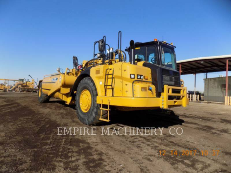 CATERPILLAR WAGON CITERNE A EAU 621K WW equipment  photo 1