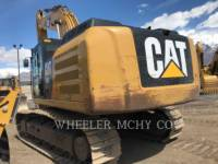 CATERPILLAR KETTEN-HYDRAULIKBAGGER 336E L equipment  photo 4