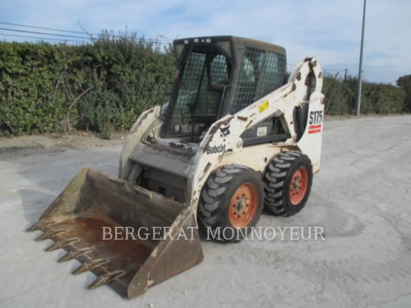 BOBCAT MINIÎNCĂRCĂTOARE RIGIDE MULTIFUNCŢIONALE S175 equipment  photo 1