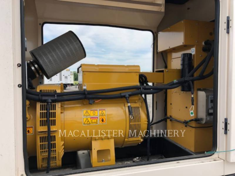 CATERPILLAR GRUPPI ELETTROGENI FISSI D125 equipment  photo 7