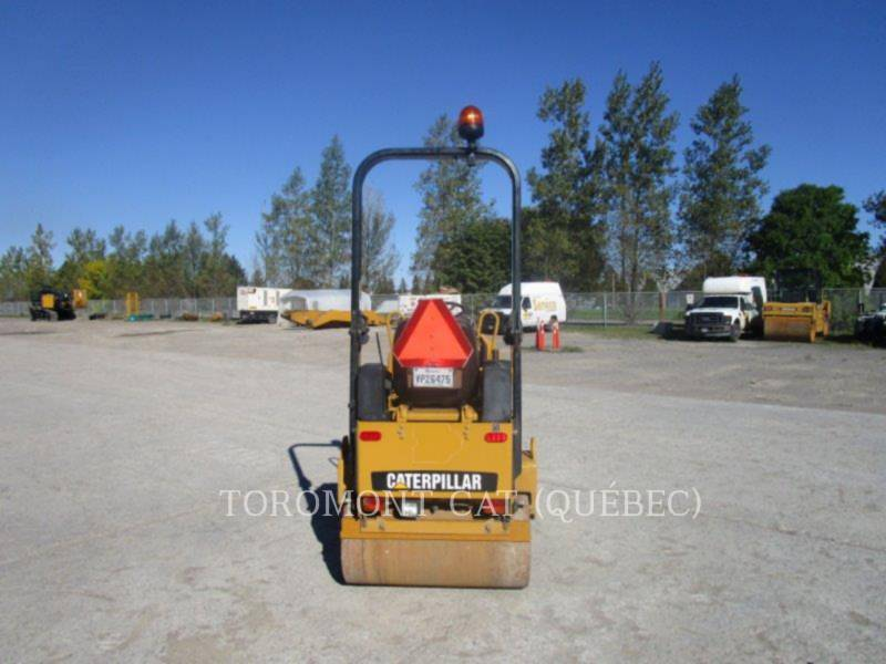 CATERPILLAR TANDEMOWY WALEC WIBRACYJNY DO ASFALTU (STAL-STAL) CB14 equipment  photo 6