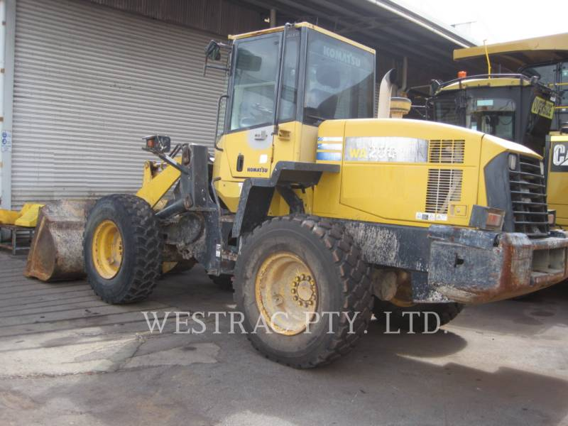 KOMATSU WHEEL LOADERS/INTEGRATED TOOLCARRIERS WA200.5 equipment  photo 3