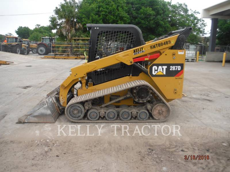 CATERPILLAR DELTALADER 287D equipment  photo 4