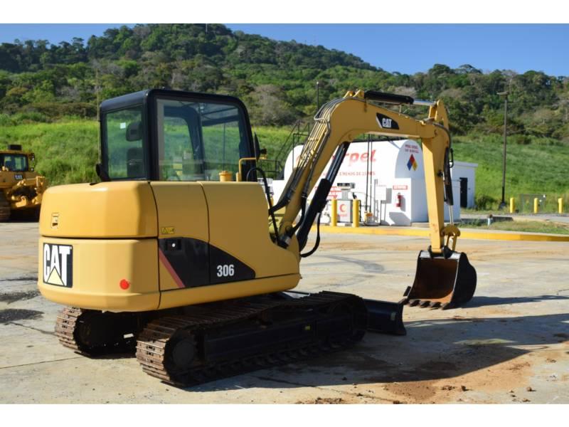 CATERPILLAR TRACK EXCAVATORS 306 equipment  photo 4