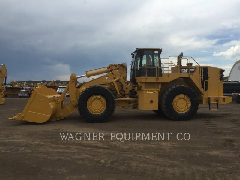 CATERPILLAR CARGADORES DE RUEDAS 988H equipment  photo 2