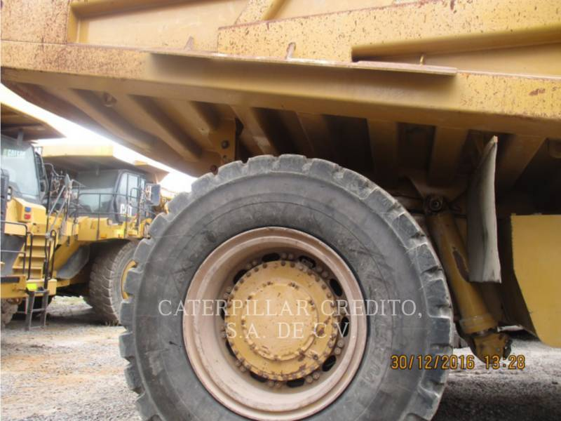 CATERPILLAR TOMBEREAUX DE CHANTIER 777GLRC equipment  photo 9