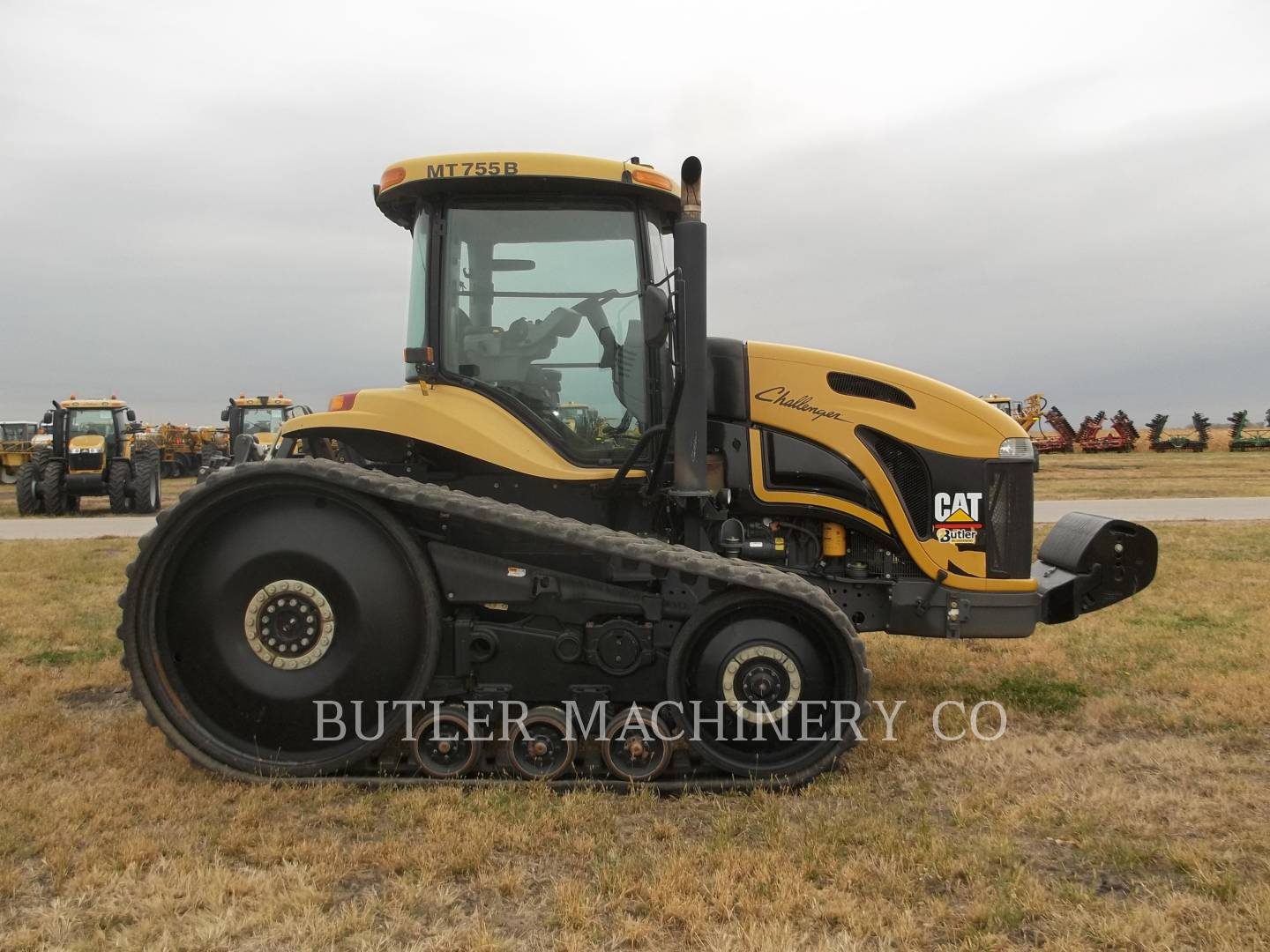 Detail photo of 2006 Challenger MT755B from Construction Equipment Guide