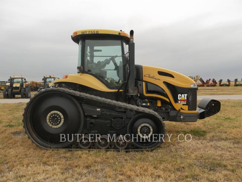 AGCO-CHALLENGER AG TRACTORS MT755B equipment  photo 5