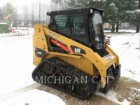 CATERPILLAR CHARGEURS TOUT TERRAIN 247B3 CQ equipment  photo 2