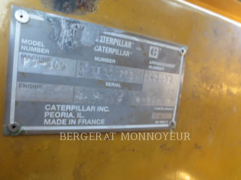 CATERPILLAR COMPACTEURS PS300 equipment  photo 14