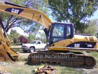 CATERPILLAR TRACK EXCAVATORS 320DL THB equipment  photo 7