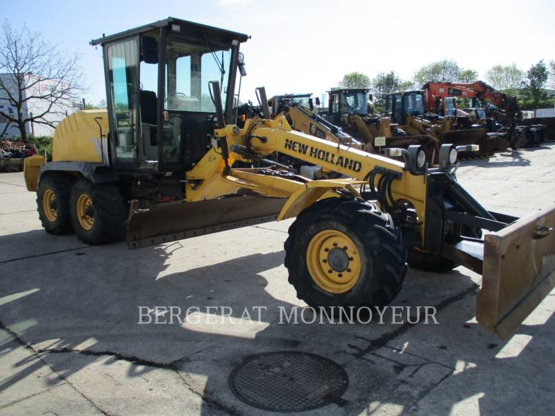NEW HOLLAND MOTONIVELADORAS 106.6A equipment  photo 2