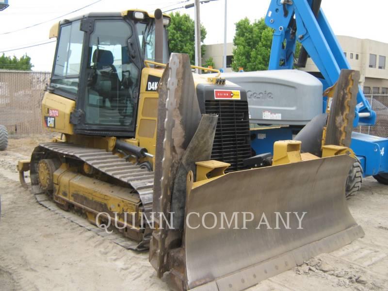 CATERPILLAR TRATTORE CINGOLATO DA MINIERA D4K2XL equipment  photo 2
