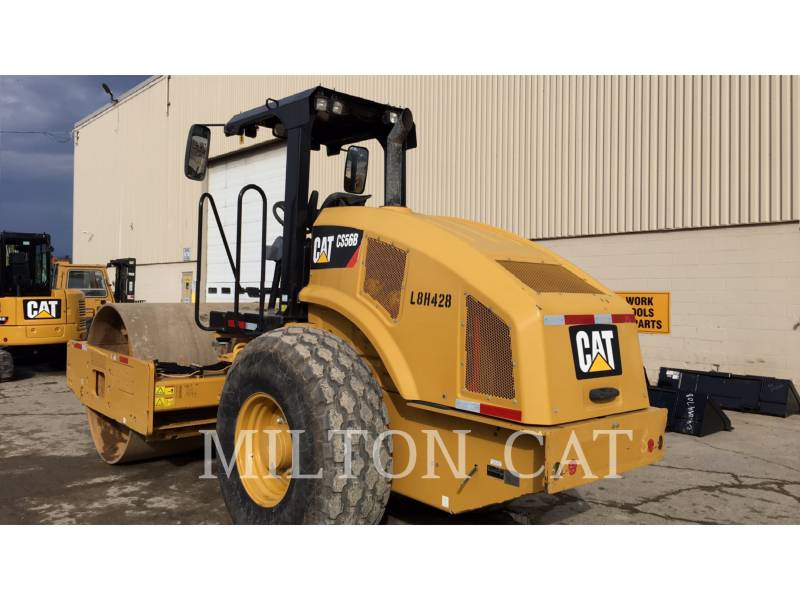 CATERPILLAR COMPACTADORES CS56B equipment  photo 3