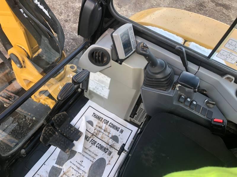 CATERPILLAR PELLES SUR CHAINES 305ECR equipment  photo 20