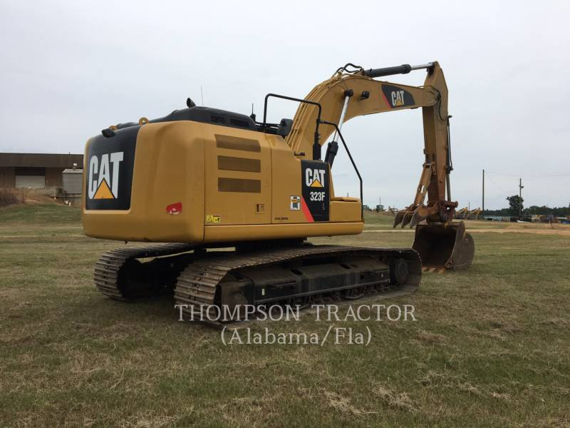 CATERPILLAR トラック油圧ショベル 323FL equipment  photo 5