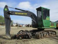 Equipment photo JOHN DEERE 2454D FORESTRY - PROCESSOR 1