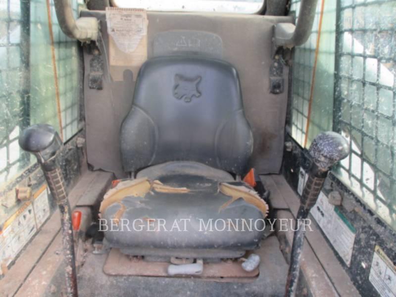 BOBCAT MINIÎNCĂRCĂTOARE RIGIDE MULTIFUNCŢIONALE S175 equipment  photo 11