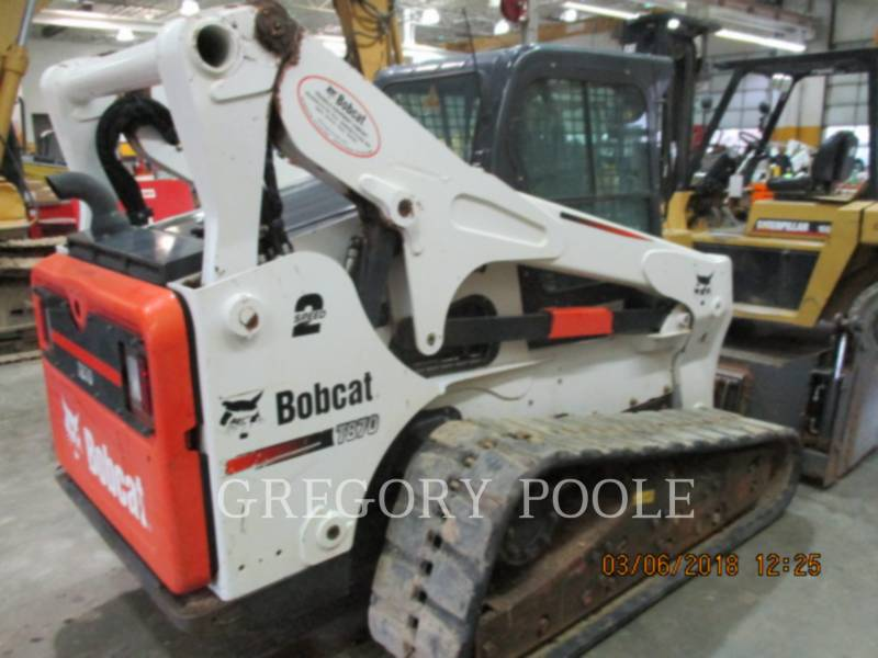 BOBCAT DELTALADER T870 equipment  photo 6