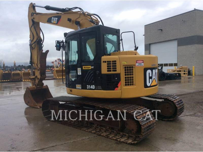 CATERPILLAR PELLES SUR CHAINES 314DLCR PT equipment  photo 2