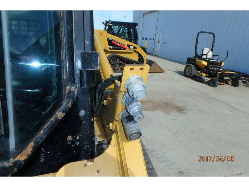 CATERPILLAR CARREGADEIRAS TODO TERRENO 247B3 equipment  photo 6