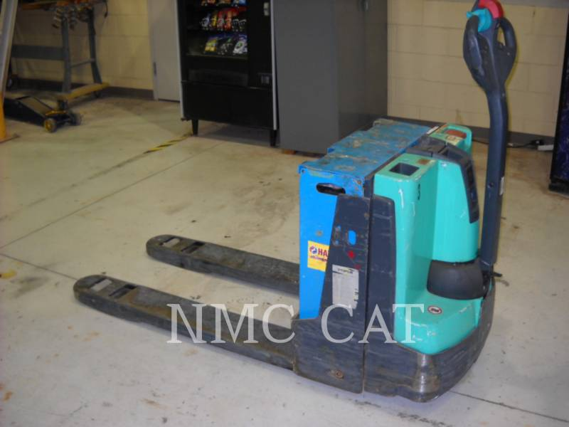 MITSUBISHI FORKLIFTS MONTACARGAS PW23_MT equipment  photo 1
