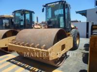 CATERPILLAR COMPACTEUR VIBRANT, MONOCYLINDRE LISSE CS-563E equipment  photo 5