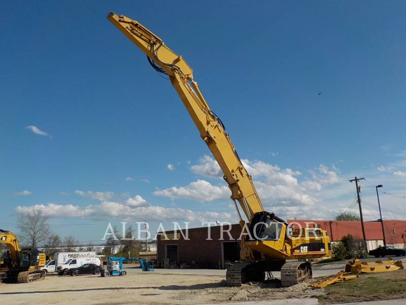 CATERPILLAR TRACK EXCAVATORS 365BL II equipment  photo 4