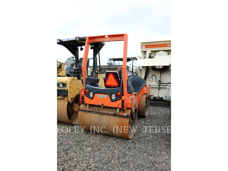 HAMM COMPACTORS HD14W equipment  photo 8