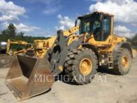 Equipment photo VOLVO CONSTRUCTION EQUIPMENT L90F WHEEL LOADERS/INTEGRATED TOOLCARRIERS 1