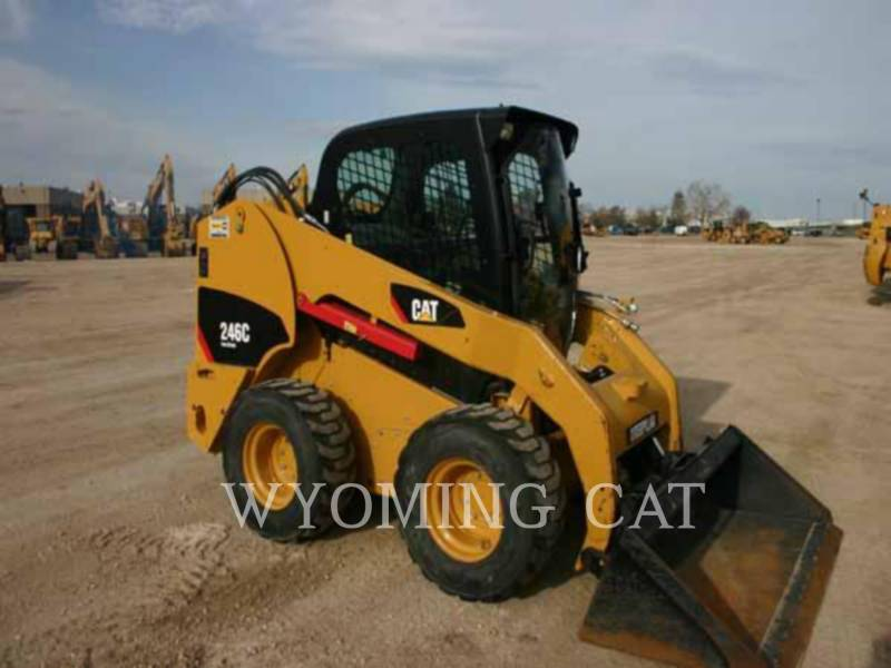 CATERPILLAR KOMPAKTLADER 246C equipment  photo 1