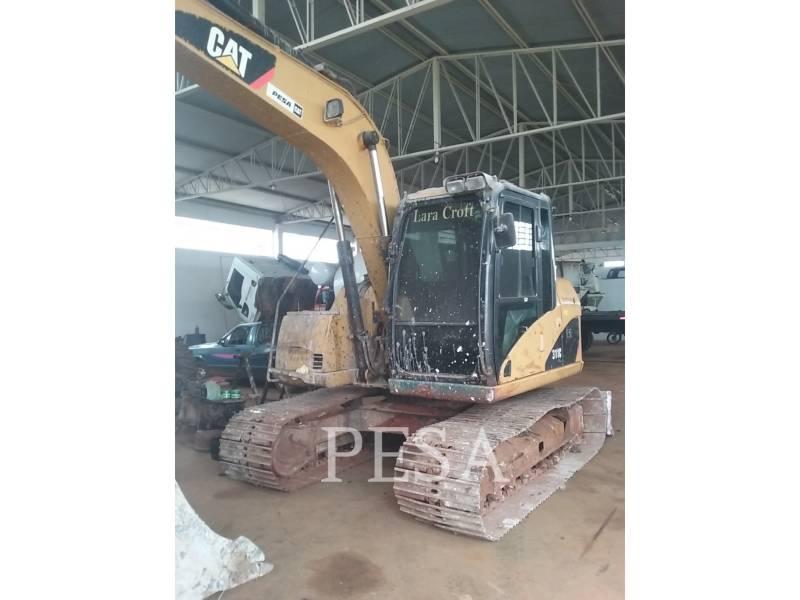 CATERPILLAR TRACK EXCAVATORS 311CU equipment  photo 3