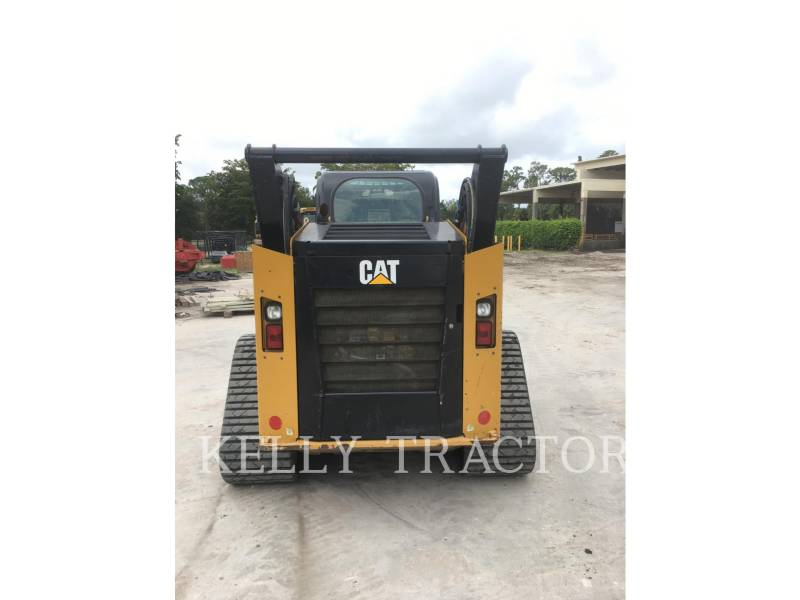 Caterpillar ÎNCĂRCĂTOARE PENTRU TEREN ACCIDENTAT 287D equipment  photo 5