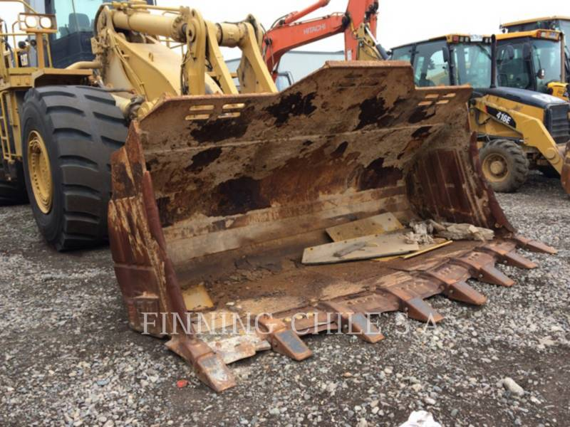 CATERPILLAR MINING WHEEL LOADER 988H equipment  photo 5