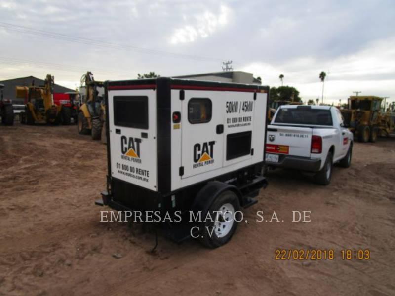 OLYMPIAN CAT MOBILE GENERATOR SETS GEP55-3 equipment  photo 7