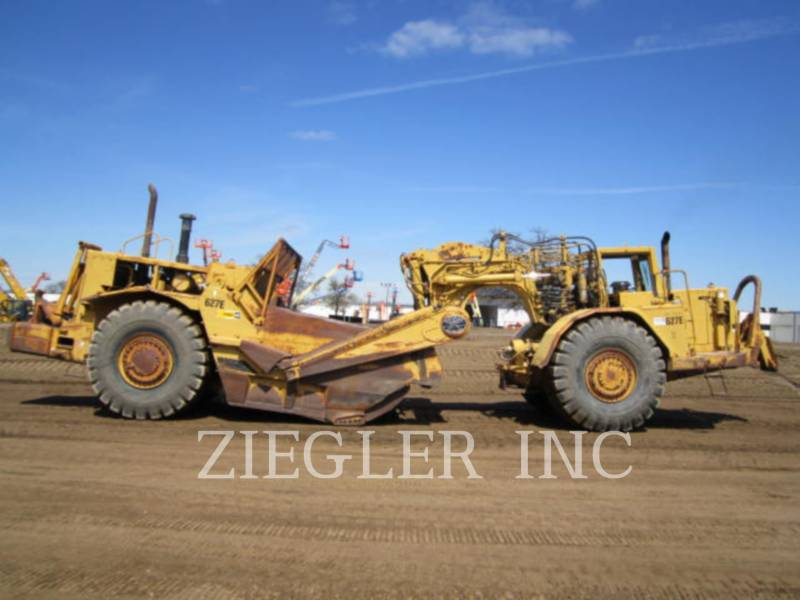 CATERPILLAR WHEEL TRACTOR SCRAPERS 627E equipment  photo 7