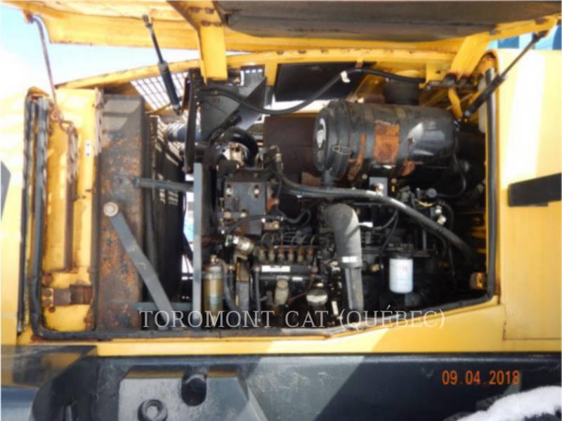 KOMATSU CARGADORES DE RUEDAS WA250 equipment  photo 13