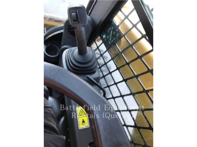 Caterpillar MINIÎNCĂRCĂTOARE RIGIDE MULTIFUNCŢIONALE 226D equipment  photo 18
