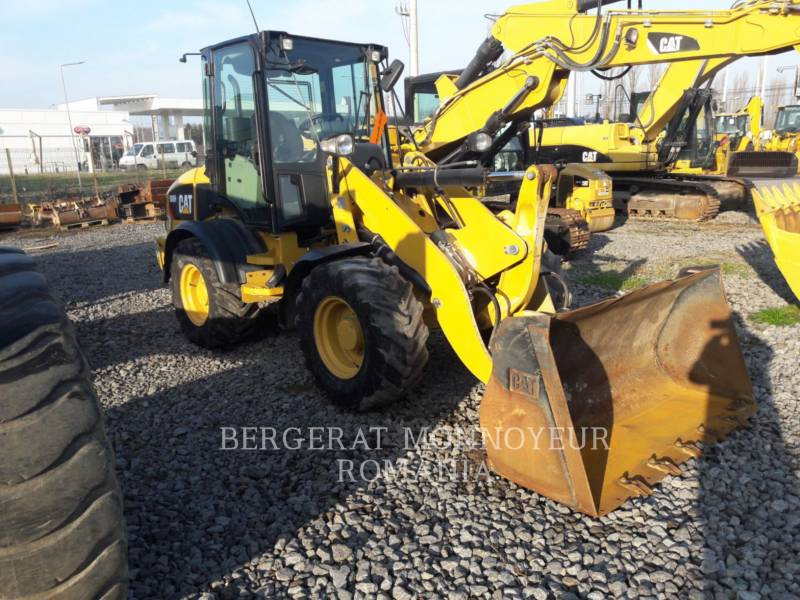 CATERPILLAR CARGADORES DE RUEDAS 908 H2 equipment  photo 4