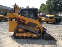 CATERPILLAR CHARGEURS COMPACTS RIGIDES 249D equipment  photo 3