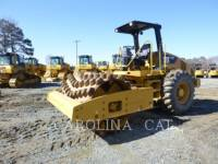 CATERPILLAR VIBRATORY TANDEM ROLLERS CP56 equipment  photo 2