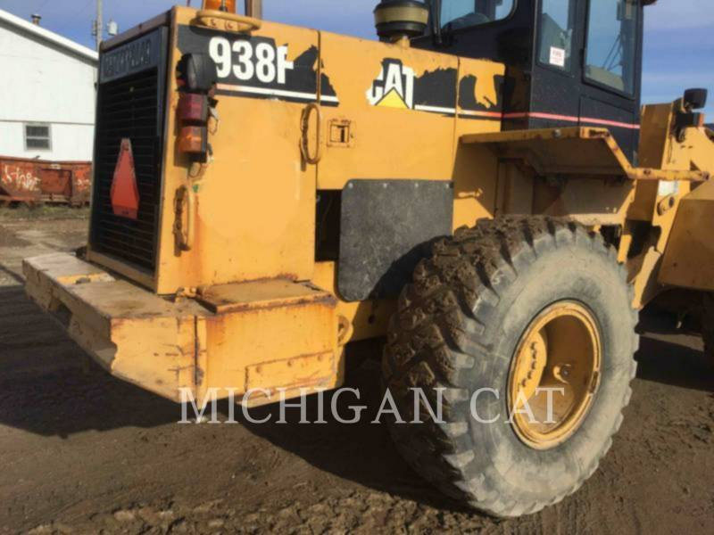 CATERPILLAR PALE GOMMATE/PALE GOMMATE MULTIUSO 938F equipment  photo 6