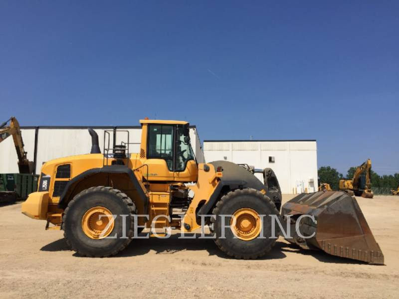 VOLVO CONSTRUCTION EQUIPMENT WHEEL LOADERS/INTEGRATED TOOLCARRIERS L250G equipment  photo 5