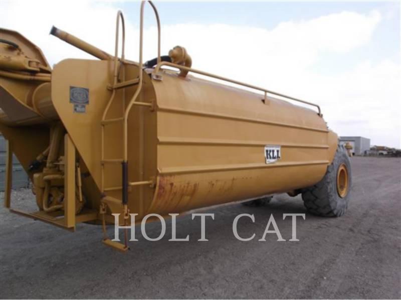 CATERPILLAR WHEEL TRACTOR SCRAPERS 615 equipment  photo 11